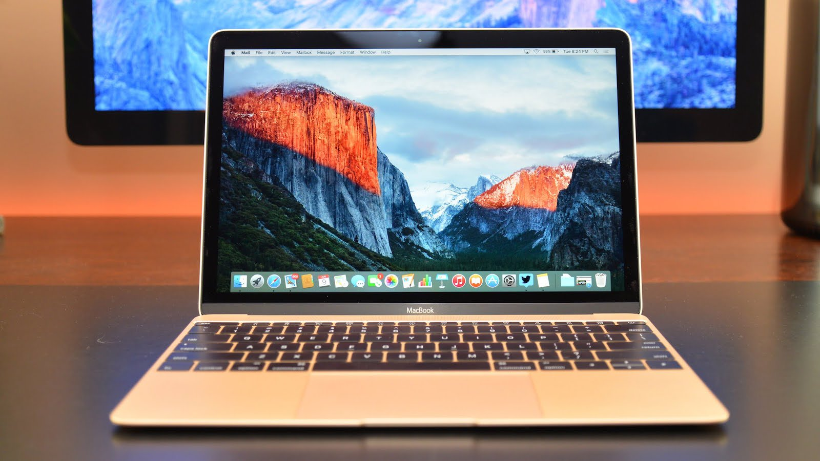 OS X El Capitan на MacBook