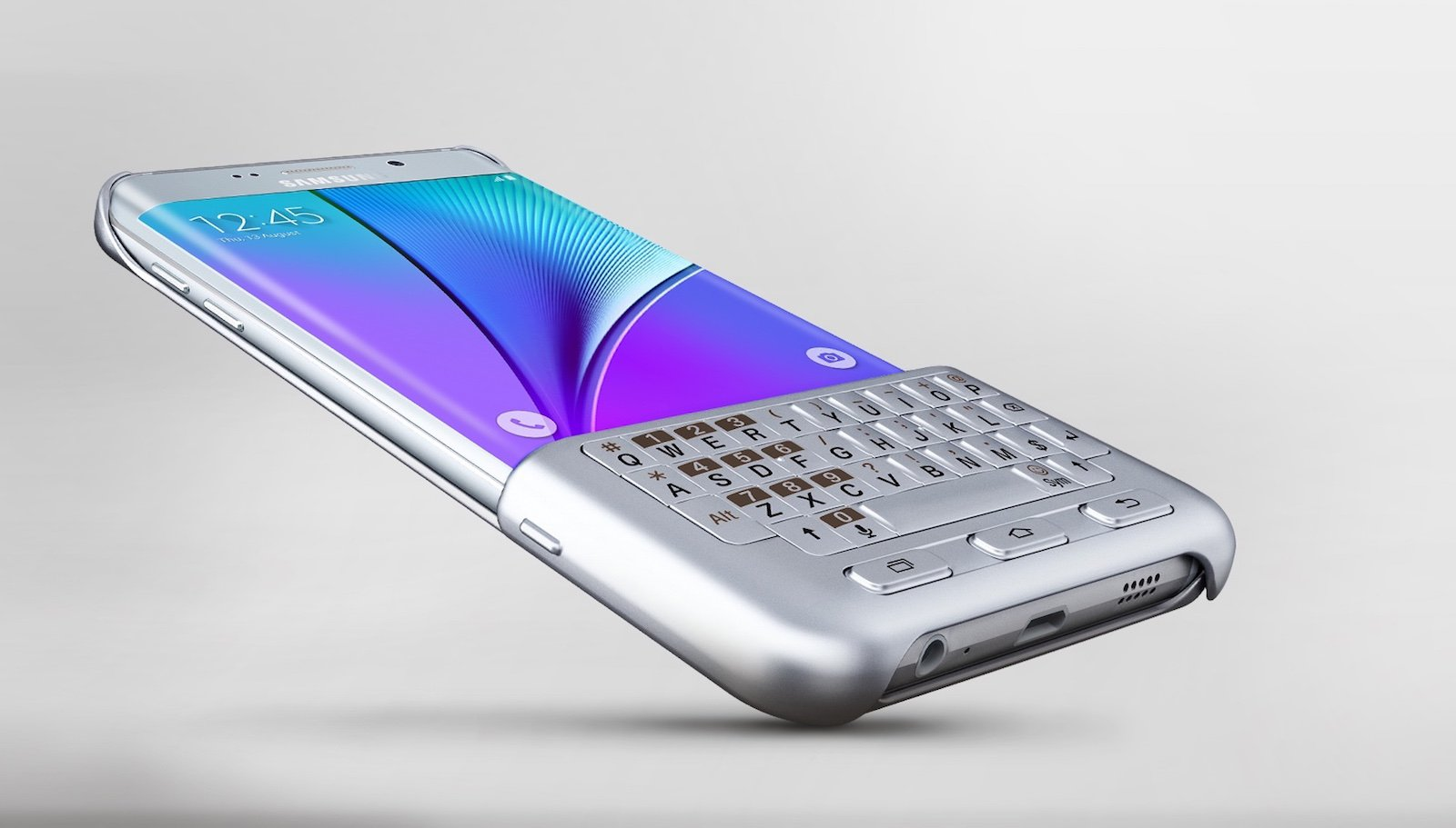 Samsung Keyboard Cover для Galaxy Note 5