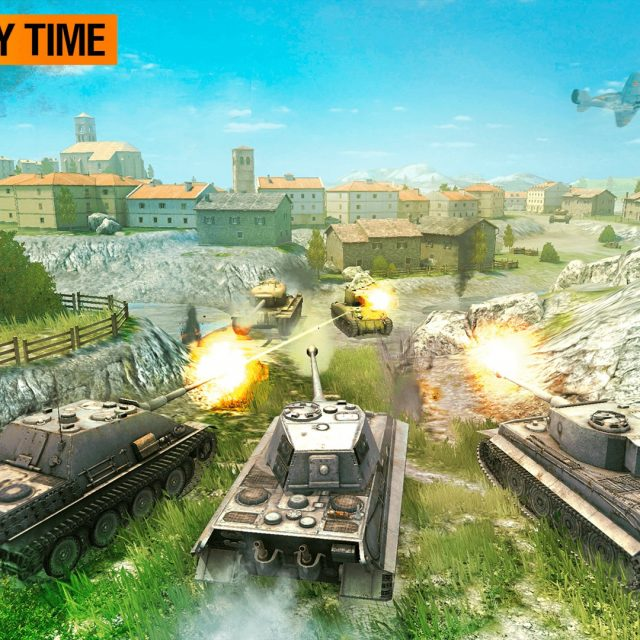 World of Tanks Blitz для Windows 10