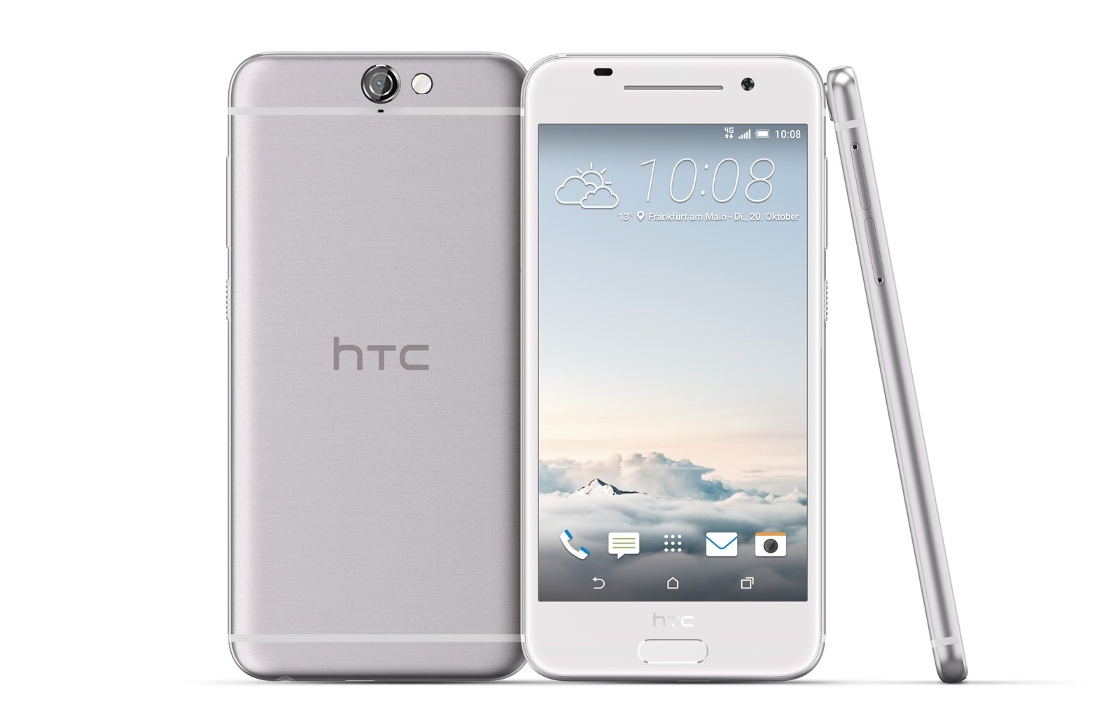 HTC One A9 обновляется до Android 6.0.1