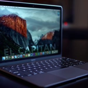 MacBook OS X El Capitan
