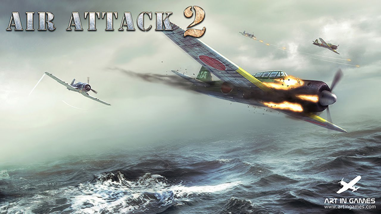 Air Attack 2 вышел на Android