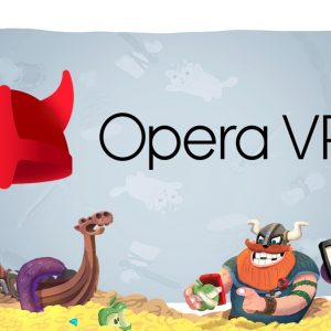 Opera VPN iOS Android