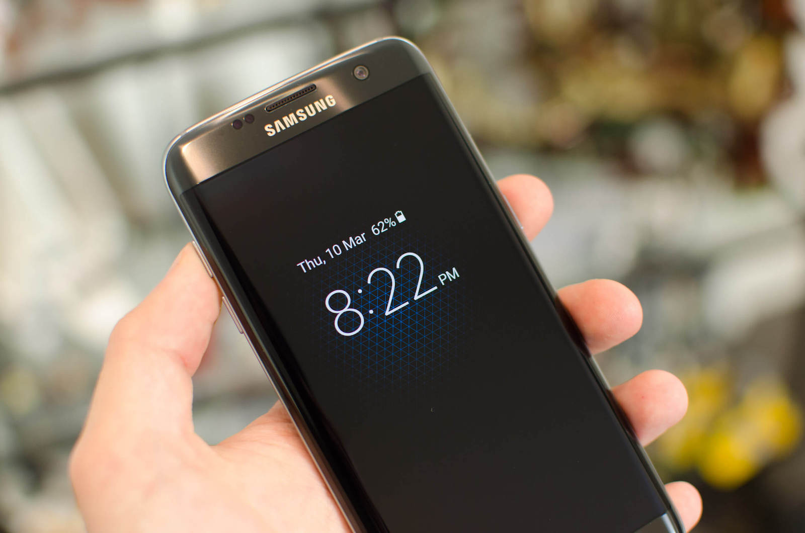 Galaxy S7 Always-on Display
