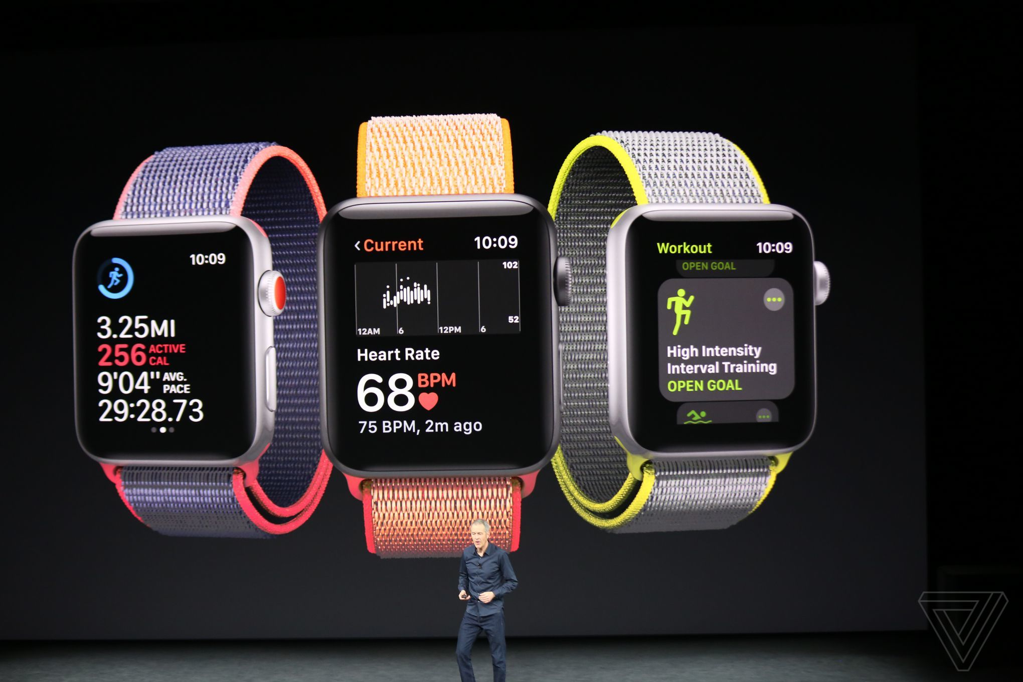 Apple Watch Series 3 получили LTE-модуль