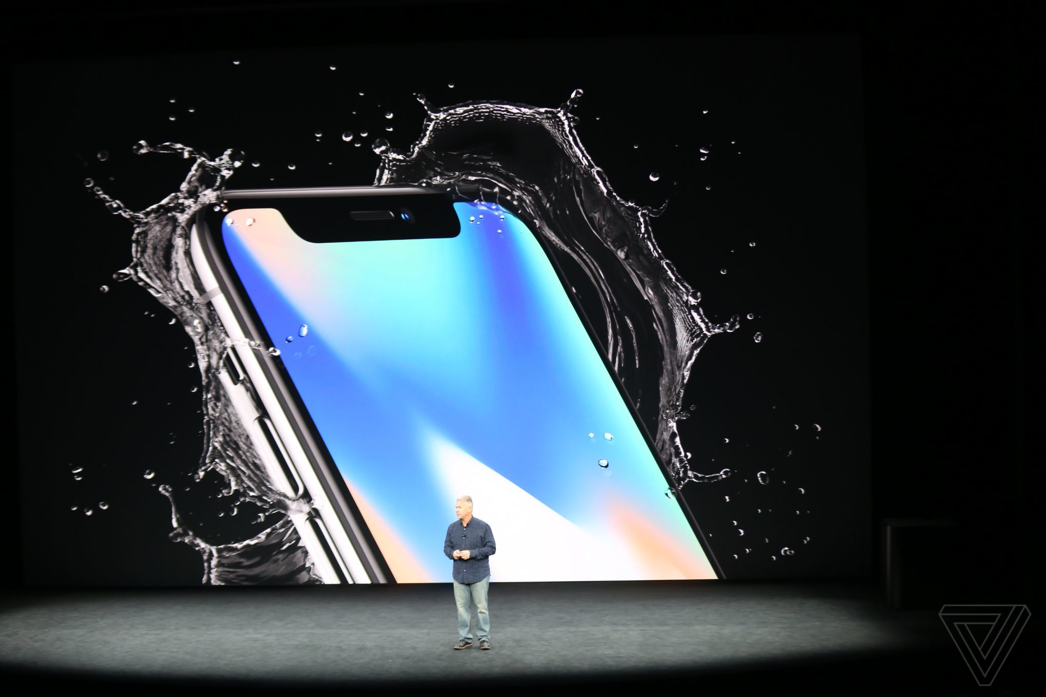 One more thing… iPhone X